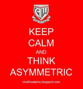 Think Asymmetric